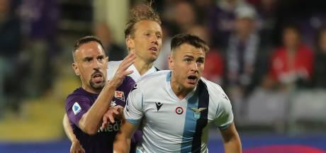 Ribéry drie duels geschorst voor duwen grensrechter