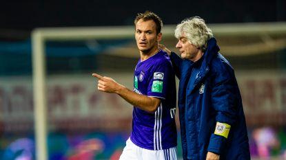 FT België. Anderlecht herschikt medische staf: Kristof Sas weer hoofd, exit Chris Goossens?