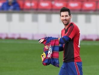 Messi eert Maradona met wereldgoal en shirt van Newell's Old Boys waarachter apart verhaal schuilt