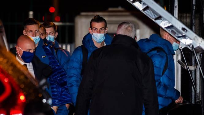 IN BEELD. Tottenham arriveert in ons land voor Europa League-duel tegen Antwerp