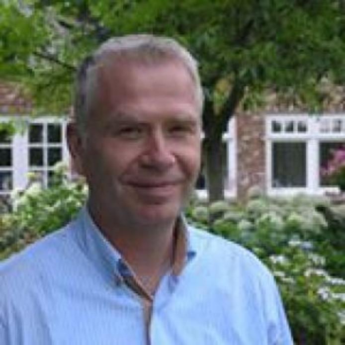 Voorzitter Rob olde Kalter