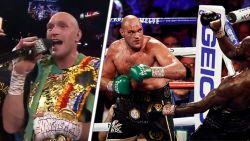 Fury klopt Wilder met technische knock-out en is nieuwe WBC-wereldkampioen bij de zwaargewichten