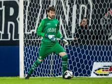 NEC-doelman Zelenika mist MVV door botsing met opblaasbare pop; trainer De Gier twijfelgeval