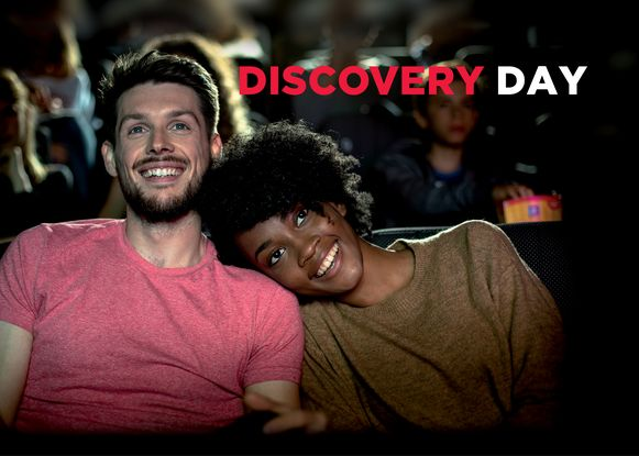 Discovery Day in Kinepolis