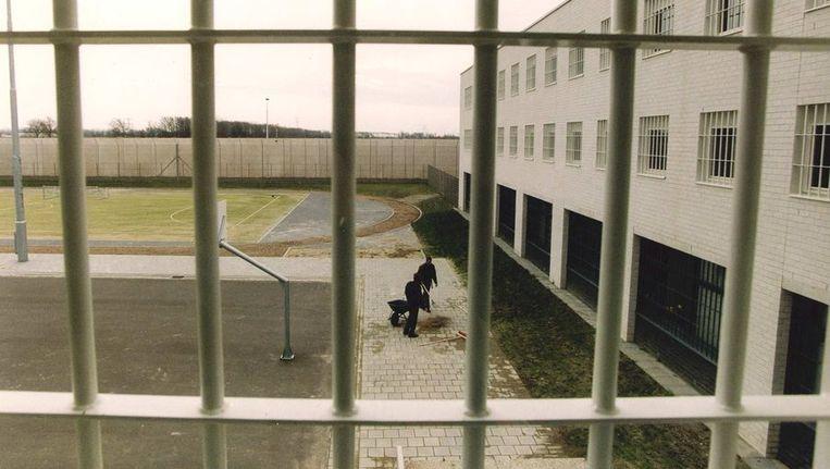 De penitentiaire inrichting Torentijd in Middelburg. © ANP Beeld