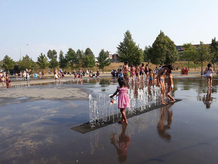 Hete zomers zorgen voor hittestress in steden en gemeenets.