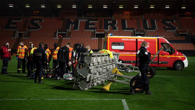 Terreinverzorger van Franse voetbalclub overleden na bizar ongeval in stadion