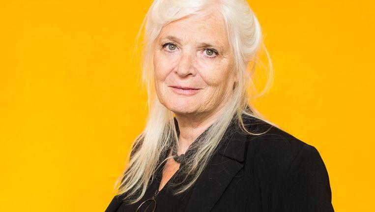 Liesbeth Coltof: 'Ik zoek de grens op' Beeld Eva Plevier