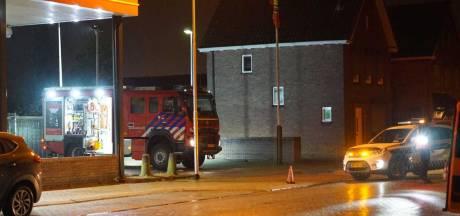 Politie treft vermoedelijk cocaïnewasserij aan in loods Sint Willebrord