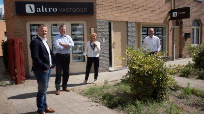 """Altro opent nieuw vastgoedkantoor: """"Wetteren is strategisch gelegen en toch betaalbaar"""""""