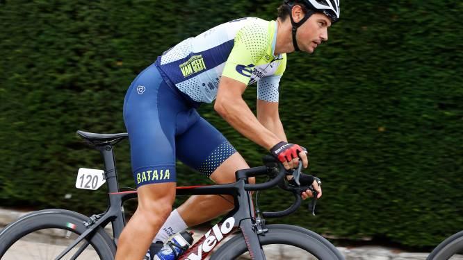 """Jan Vandewiele en Cycling Team Stroobant klaar voor 2021: """"Ondanks corona al onze sponsors kunnen houden"""""""