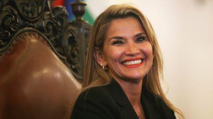 VS erkennen Jeanine Añez als interim-presidente van Bolivia