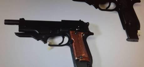 Ossenaar (45) aangehouden voor bedreiging met vuurwapen, mogelijk onder invloed van drugs