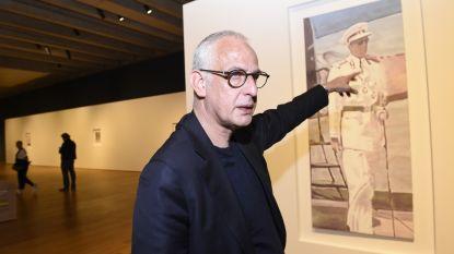 PXL-MAD School of Arts brengt werk van Luc Tuymans naar De Serre in Hasselt