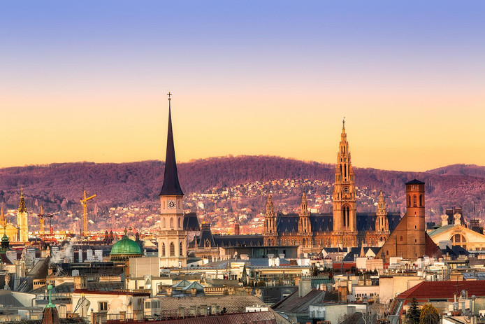 Vienne est la ville du monde la plus agréable à vivre.