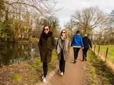 Wandelen van Utrecht naar Parijs, maar dan in het Krommerijngebied