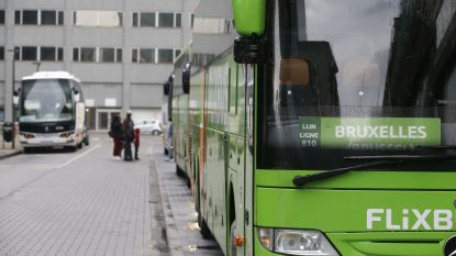 Ook Flixbus wil weg uit het Noordstation
