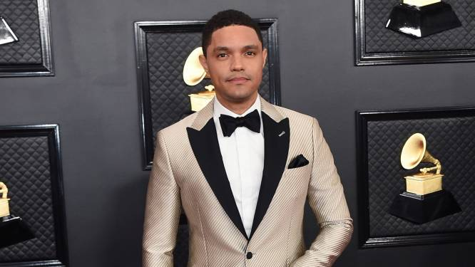 Trevor Noah presenteert Grammy Awards 2021
