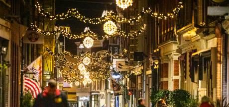 Meer kerstbomen én een lasershow met oud en nieuw: zo viert Dordrecht de decemberdagen