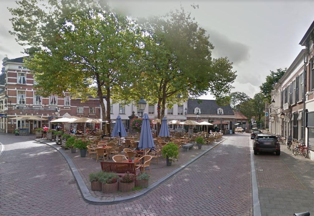 Ginnekenmarkt in Breda