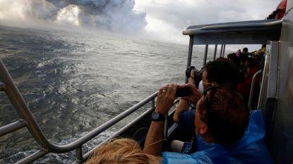 """Lavabom"" raakt toeristenboot in Hawaï: 12 gewonden"