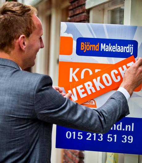 Huizenprijzen fors in de lift: grootste stijging in 16 jaar