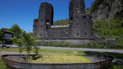 Twee torens van belangrijke brug uit WOII te koop
