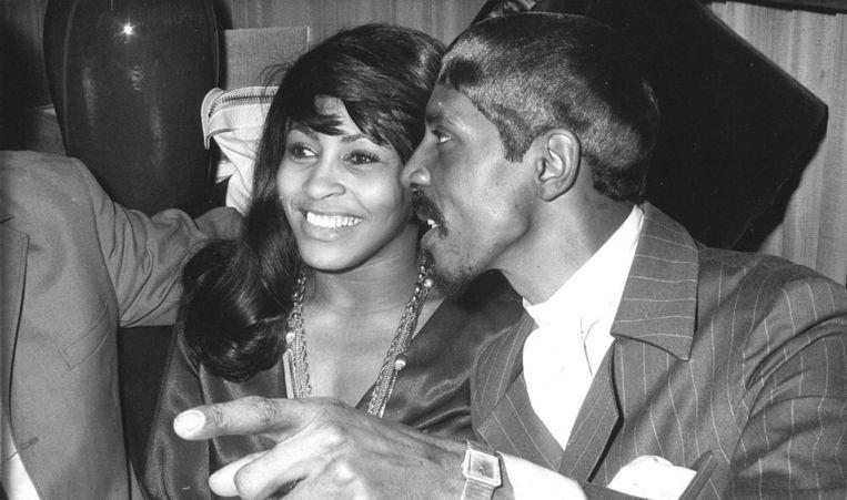 Tina met Ike Turner. Beeld ANP