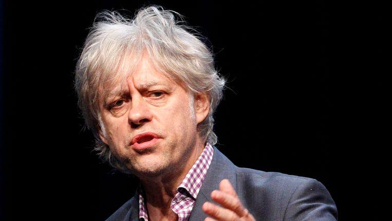 Bob Geldof Beeld REUTERS