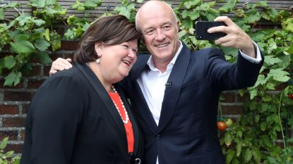 """Geert Hoste en Maggie De Block in indringend gesprek voor Dag Allemaal: """"Alles aan haar lacht"""""""