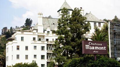 Seks in de lift en wilde drugsnachten: iconisch hotel Chateau Marmont, waar sterren en hun schandalen thuis waren, sluit de deuren