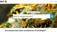 Om 112 te ontlasten: wespennest doorgeven kan nu ook online