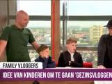 Kinderen vlogfamilie krijgen euro per vlog van ouders