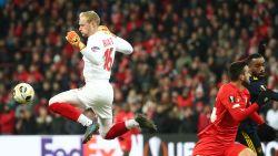 LIVE. Bodart houdt Standard op 0-0, opdracht voor Rouches wel hopeloos want Frankfurt staat voor