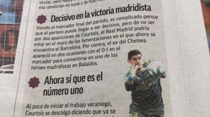 """Spaanse pers: """"Nú ben je wel de nummer 1"""""""