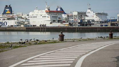 21 migranten gered die met bootjes Kanaal probeerden over te steken