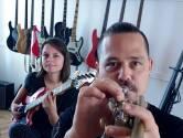 Dit muzikantenstel uit Roosendaal leeft muziek