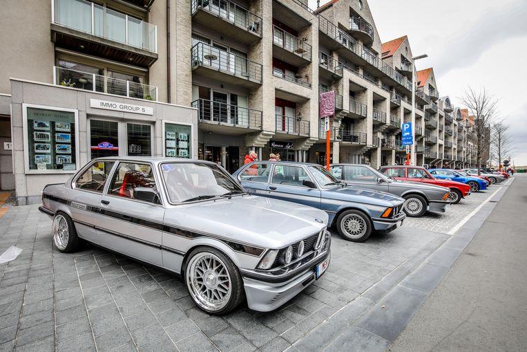 Nieuwpoort drivers days: BMW