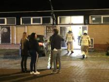Brandweer op de stoep bij Melisa (van Andy): gaslek in Apeldoornse beautysalon