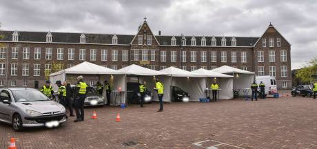 Meerdere auto's in beslag genomen bij politiecontrole in Breda