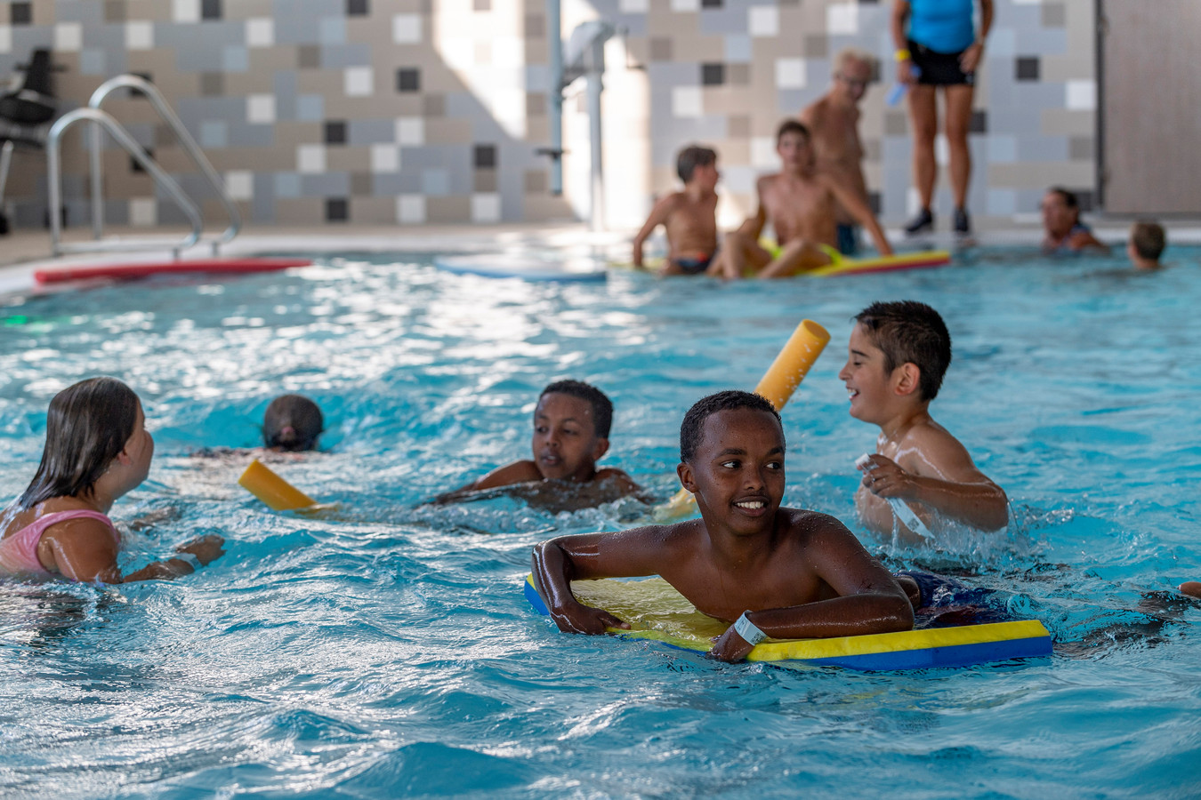 Zwemmen bij De Schelp in Bergen op Zoom zit er voorlopig nog altijd niet in. De gemeente krijgt pas op 20 november advies op basis van laboratoriumonderzoeken en kan pas daarna naar vervolgstappen kijken en een proefzwemdag op touw zetten.