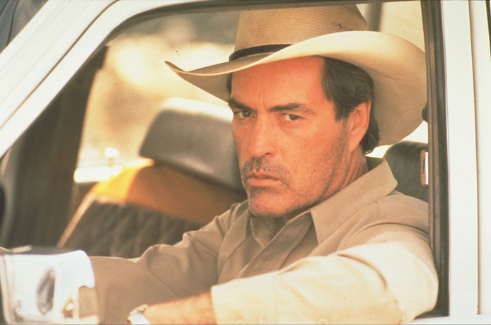 Powers Boothe in U Turn.