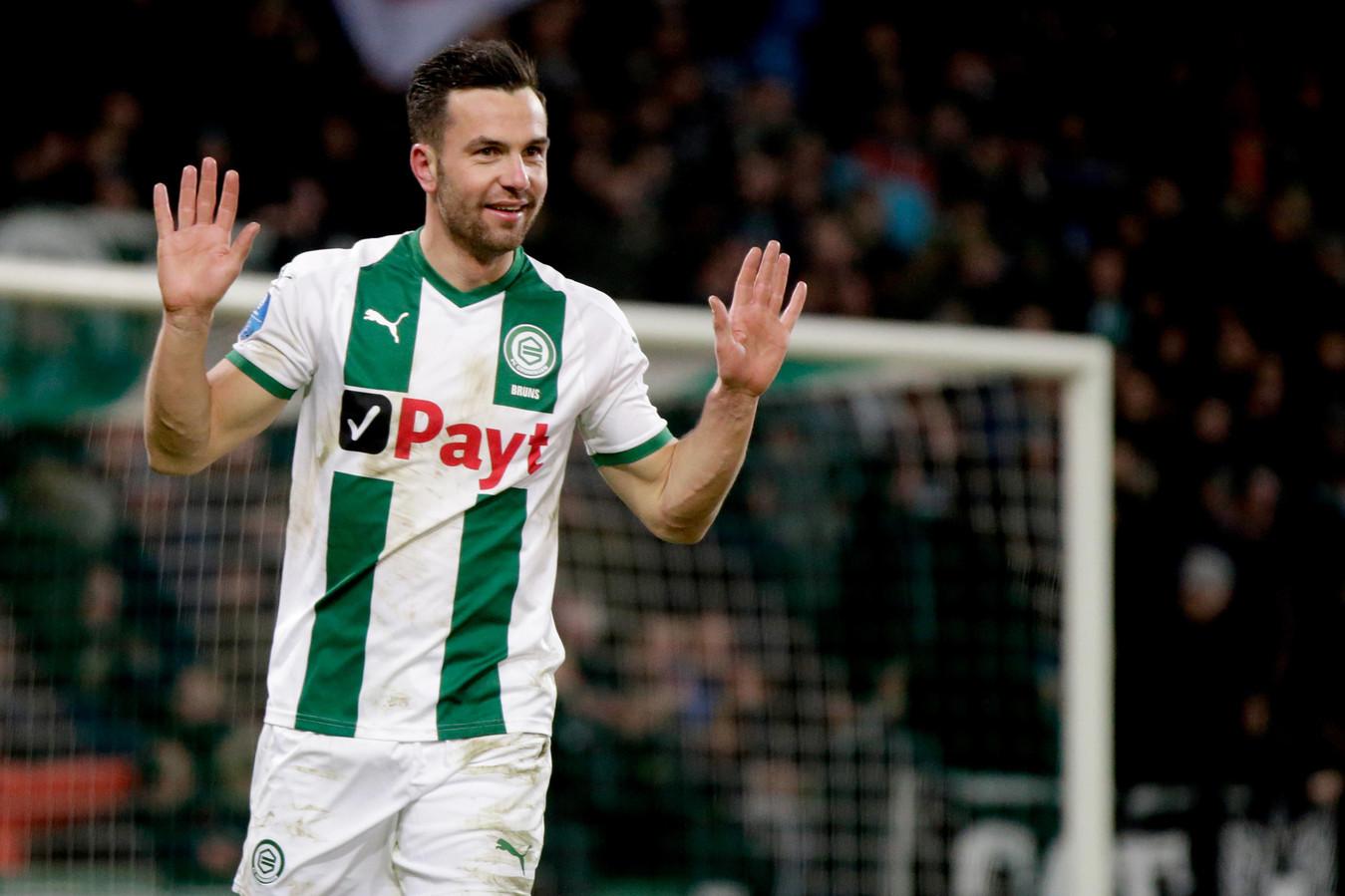 Thomas Bruns, FC Groningen
