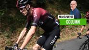 """Onze columnist Michel Wuyts zou Froome graag in de Tour zien: """"Een patriot die in de schaduw van Bernal angst aanjaagt"""""""