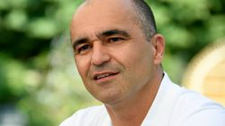 """Bondscoach Roberto Martínez: """"Als het van mij afhangt, blijf ik zeker bij Rode Duivels tot na EK"""""""