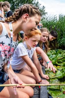 Naar school in de zomer? 510 Utrechtse kinderen volgen Summerschool op de Universiteit Utrecht