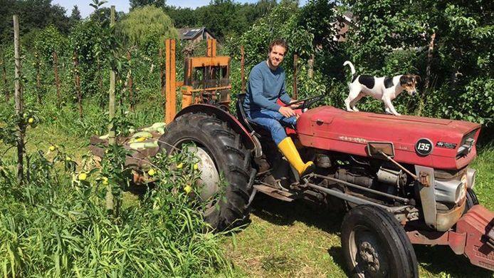 Stijn Markusse van Boerschappen, die maaltijdenboxen met producten uit de regio bezorgt, is dinsdag 3 november gastspreker op een digitaal avondcollege in Bergen op Zoom over duurzaam ondernemen.