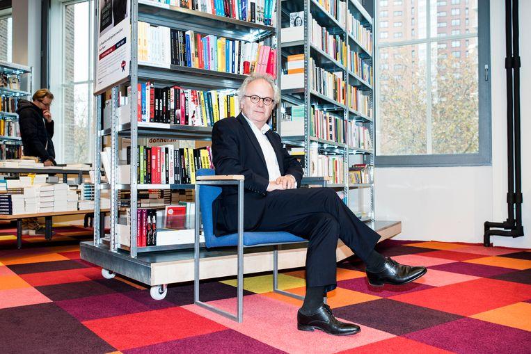 Leo van de Wetering van Donner, Rotterdam. Beeld Jan Mulders