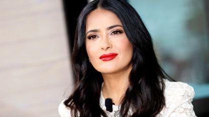 """Salma Hayek: """"Hollywood is positief aan het veranderen ten opzichte van vrouwen"""""""