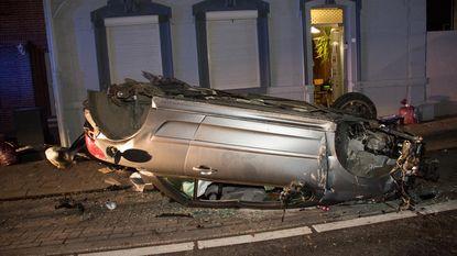 Uur op zoek naar autowiel na ongeval